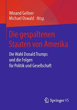 Gellner, Winand - Die gespaltenen Staaten von Amerika, ebook