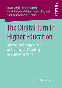 Heidkamp, Birte - The Digital Turn in Higher Education, ebook