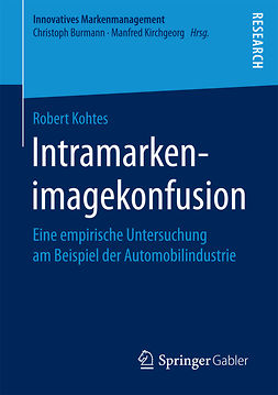 Kohtes, Robert - Intramarkenimagekonfusion, ebook