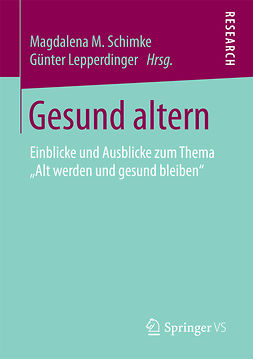 Lepperdinger, Günter - Gesund altern, ebook