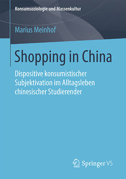 Meinhof, Marius - Shopping in China, ebook