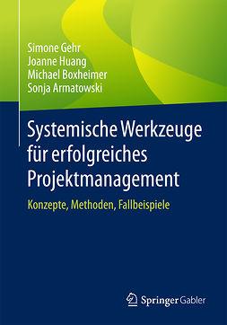 Armatowski, Sonja - Systemische Werkzeuge für erfolgreiches Projektmanagement, e-kirja