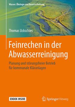 Uckschies, Thomas - Feinrechen in der Abwasserreinigung, ebook