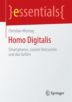 Montag, Christian - Homo Digitalis, e-bok