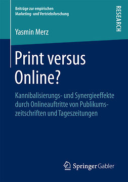 Merz, Yasmin - Print versus Online?, ebook