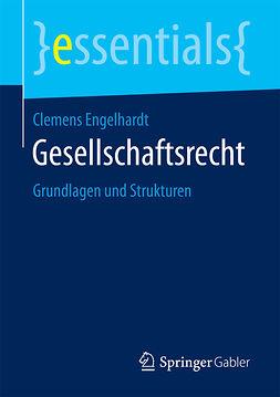Engelhardt, Clemens - Gesellschaftsrecht, ebook