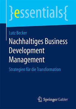 Becker, Lutz - Nachhaltiges Business Development Management, e-bok