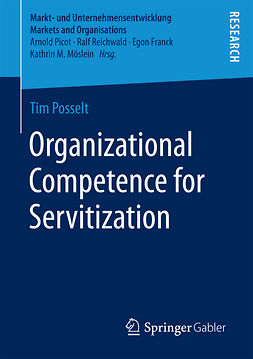 Posselt, Tim - Organizational Competence for Servitization, ebook