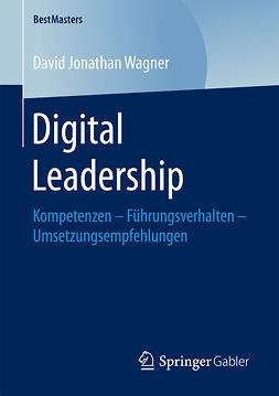 Wagner, David Jonathan - Digital Leadership, ebook