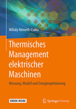 Németh-Csóka, Mihály - Thermisches Management elektrischer Maschinen, ebook