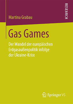 Grabau, Martina - Gas Games, ebook