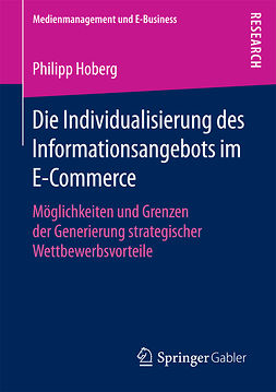 Hoberg, Philipp - Die Individualisierung des Informationsangebots im E-Commerce, ebook