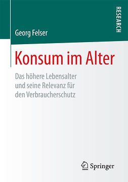 Felser, Georg - Konsum im Alter, ebook