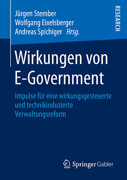 Eixelsberger, Wolfgang - Wirkungen von E-Government, ebook