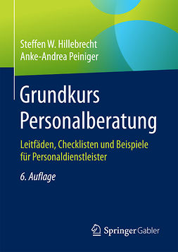 Hillebrecht, Steffen W. - Grundkurs Personalberatung, ebook