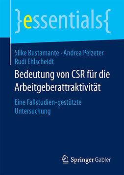 Bustamante, Silke - Bedeutung von CSR für die Arbeitgeberattraktivität, ebook