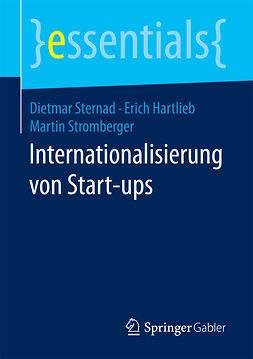 Hartlieb, Erich - Internationalisierung von Start-ups, e-bok