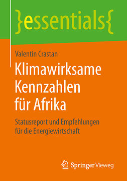 Crastan, Valentin - Klimawirksame Kennzahlen für Afrika, e-kirja