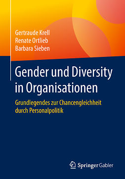Krell, Gertraude - Gender und Diversity in Organisationen, e-bok