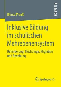 Preuß, Bianca - Inklusive Bildung im schulischen Mehrebenensystem, ebook