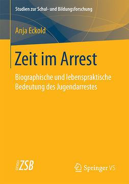 Eckold, Anja - Zeit im Arrest, ebook