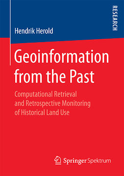Herold, Hendrik - Geoinformation from the Past, ebook