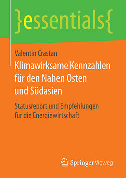 Crastan, Valentin - Klimawirksame Kennzahlen für den Nahen Osten und Südasien, ebook