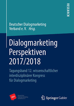 - Dialogmarketing Perspektiven 2017/2018, ebook