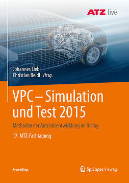 Beidl, Christian - VPC – Simulation und Test 2015, ebook