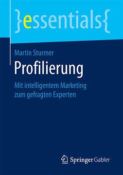 Sturmer, Martin - Profilierung, e-kirja