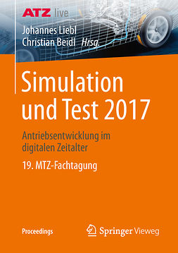 Beidl, Christian - Simulation und Test 2017, ebook