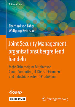 Behnsen, Wolfgang - Joint Security Management: organisationsübergreifend handeln, ebook