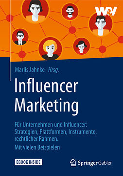 Jahnke, Marlis - Influencer Marketing, ebook