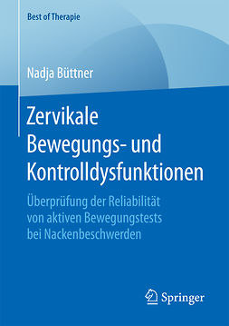 Büttner, Nadja - Zervikale Bewegungs- und Kontrolldysfunktionen, ebook