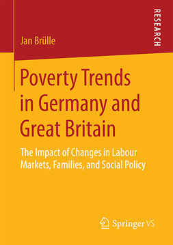 Brülle, Jan - Poverty Trends in Germany and Great Britain, e-kirja
