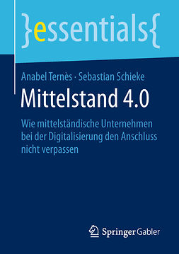 Schieke, Sebastian - Mittelstand 4.0, ebook