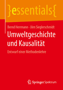 Herrmann, Bernd - Umweltgeschichte und Kausalität, e-kirja