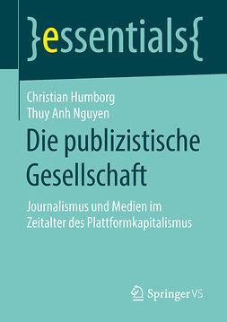 Humborg, Christian - Die publizistische Gesellschaft, ebook