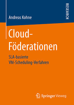Kohne, Andreas - Cloud-Föderationen, ebook