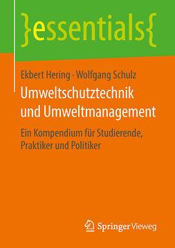 Hering, Ekbert - Umweltschutztechnik und Umweltmanagement, ebook