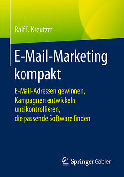 Kreutzer, Ralf T. - E-Mail-Marketing kompakt, ebook
