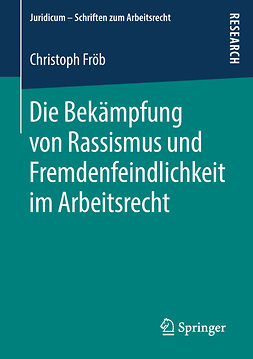 Fröb, Christoph - Die Bekämpfung von Rassismus und Fremdenfeindlichkeit im Arbeitsrecht, e-bok
