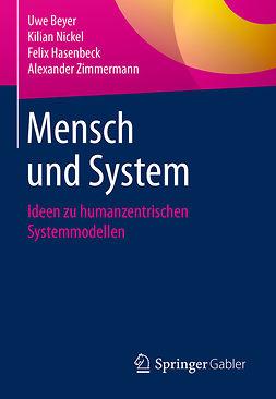 Beyer, Uwe - Mensch und System, ebook
