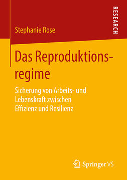 Rose, Stephanie - Das Reproduktionsregime, ebook