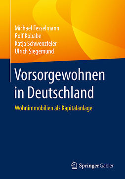 Fesselmann, Michael - Vorsorgewohnen in Deutschland, e-kirja