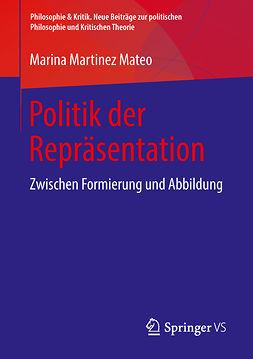 Mateo, Marina  Martinez - Politik der Repräsentation, ebook