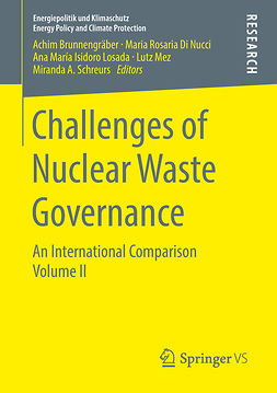 Brunnengräber, Achim - Challenges of Nuclear Waste Governance, ebook