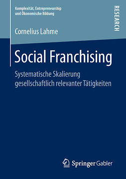 Lahme, Cornelius - Social Franchising, ebook