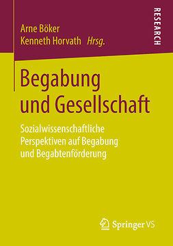 Böker, Arne - Begabung und Gesellschaft, ebook