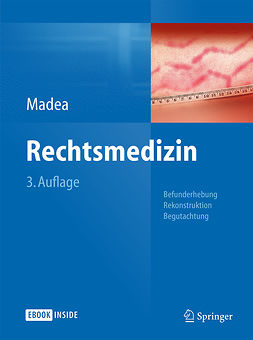 Madea, Burkhard - Rechtsmedizin, ebook